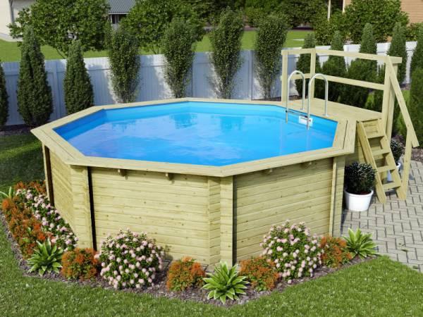 Karibu Pool Modell 2 Variante B
