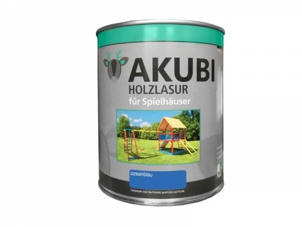 Akubi Farbe Ozeanblau 750 ml