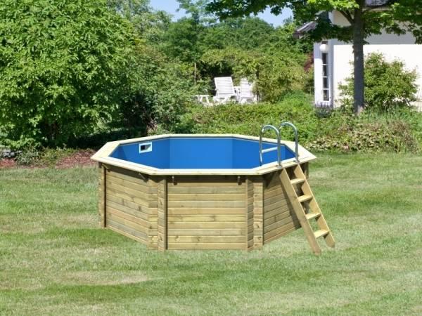 Karibu Pool Modell 1 Variante A im Sparset Superior