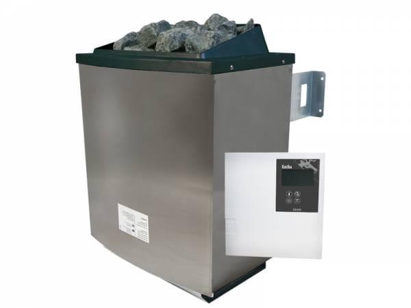 Karibu Saunaofen 9,0 kW externe Steuerung Classic mit Steinen