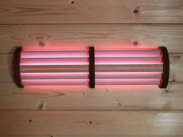 OSB LED Farblicht