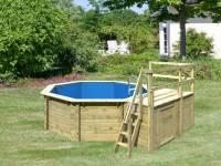 Karibu Pool Modell 1 Variante C