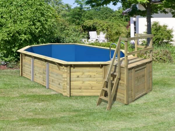 Karibu Pool Modell 4 Variante B