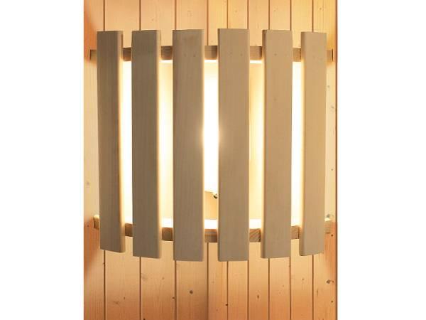 Karibu Saunaleuchte Modern