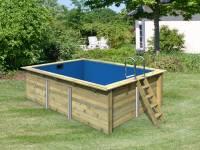 Karibu Rechteck Pool Größe 2